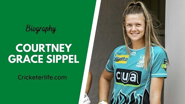 Courtney Grace Sippel biography