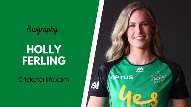 Holly Ferling biography