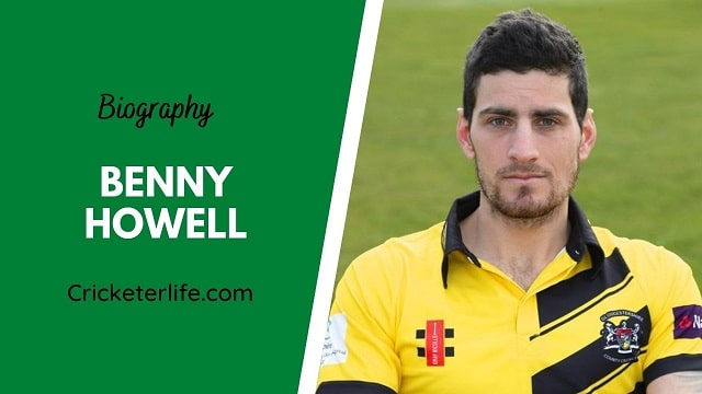 Benny Howell biography