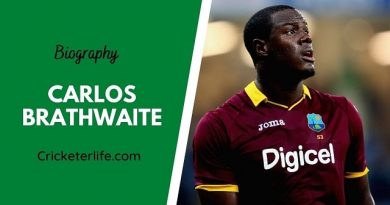 Carlos Brathwaite biography