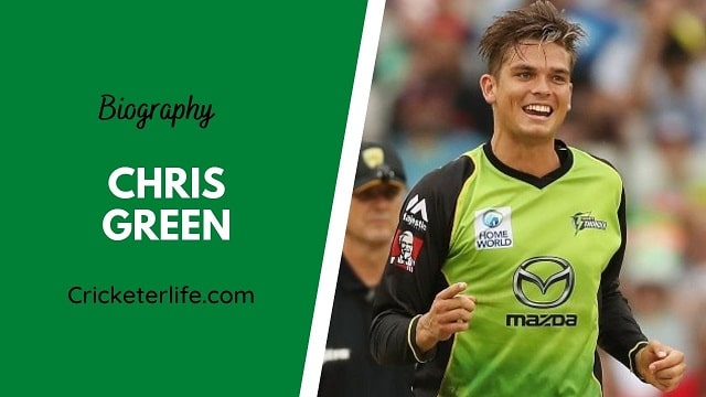 Chris Green biography, age, height, wife, family, etc.