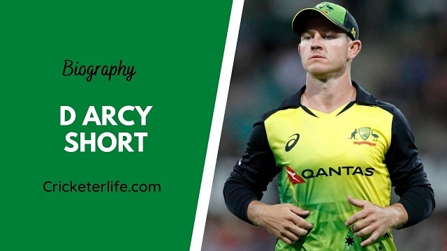D Arcy Short biography