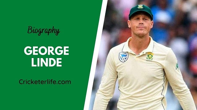 George Linde biography