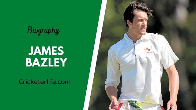James Bazley biography, age, height, wife, family, etc.
