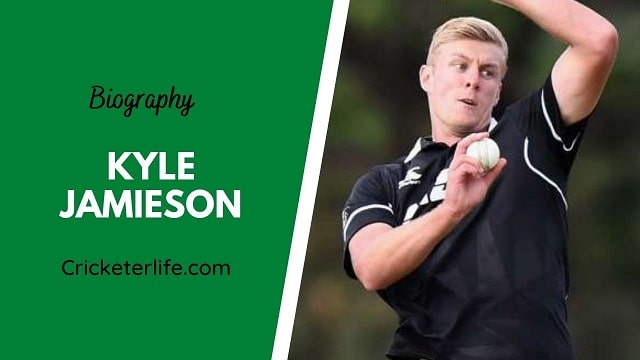 Kyle Jamieson biography