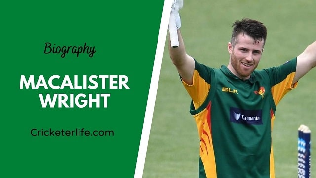 Macalister Wright biography,