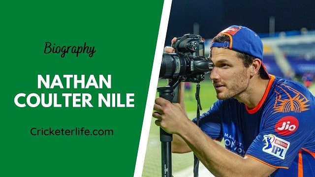 Nathan Coulter Nile biography, age, height, wife, family, etc.