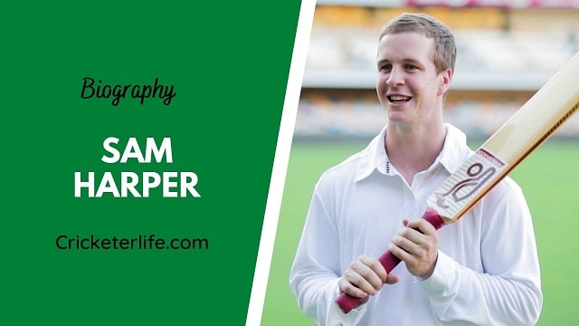 Sam Harper biography, age, height, wife, family, etc.