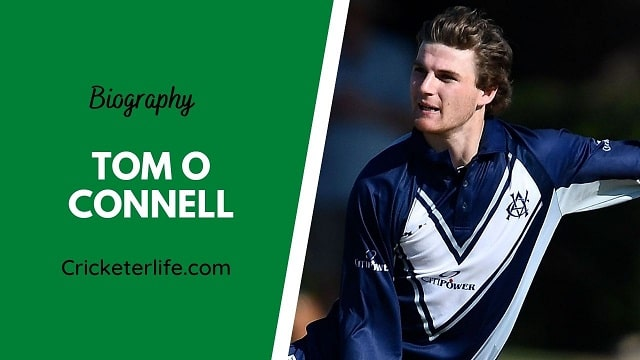 Tom O Connell biography