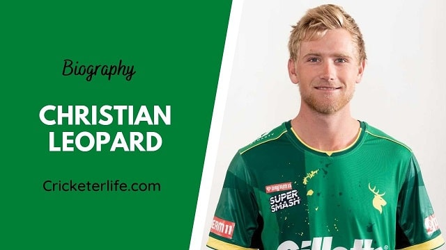Christian Leopard biography, age, height, wife, family, etc.