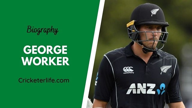 George Worker biography, age, height, wife, family, etc.