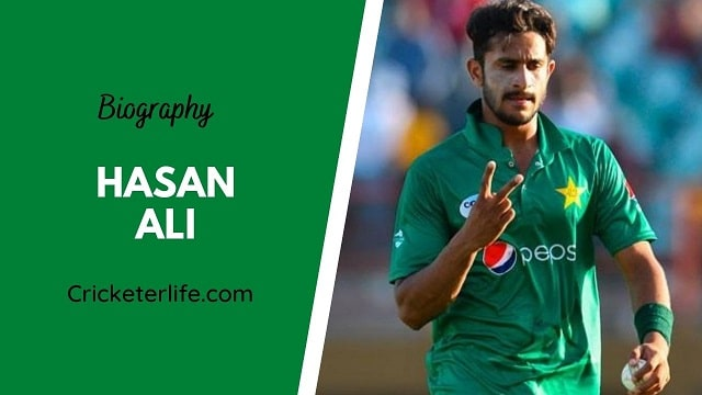 Hasan Ali biography, age, height, wife, family, etc.