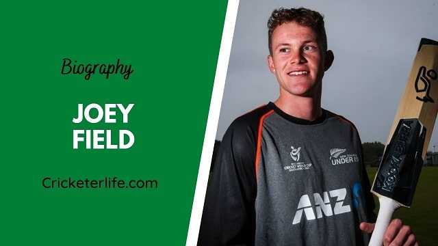 Joey Field biography, age, height, wife, family, etc.