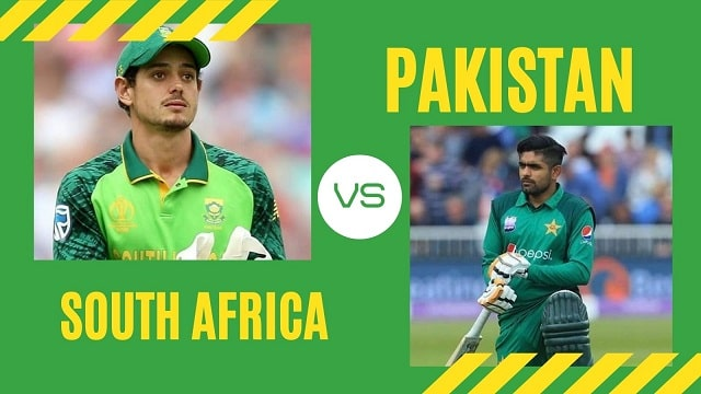 South Africa vs Pakistan 2021 Test and T20 Squads