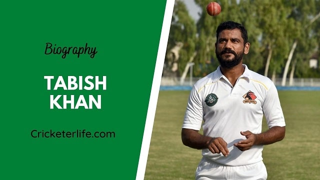 Tabish Khan biography, age, height, wife, family, etc.
