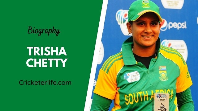 Trisha Chetty biography, age, height, husband, family, etc.