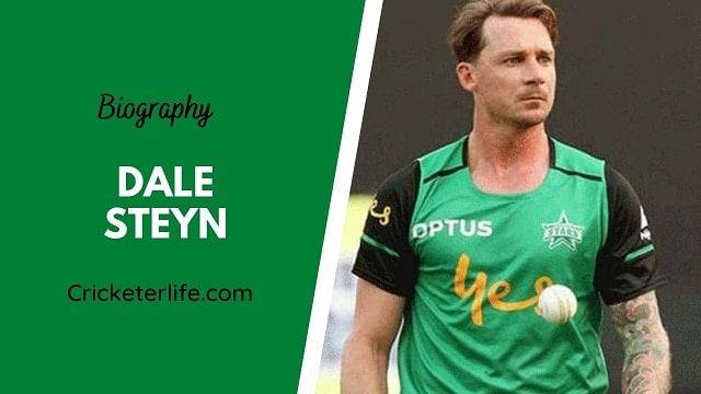 Dale Steyn biography, age, height, wife, family, etc.