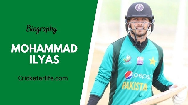 Mohammad Ilyas biography, age, height, wife, family, etc.