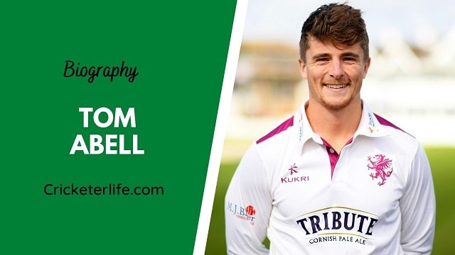Tom Abell biography, age, height, wife, family, etc.