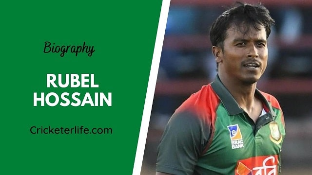 Rubel Hossain biography, age, height, wife, family, etc.