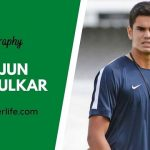Arjun Tendulkar biography, age, height, wife, family, etc.