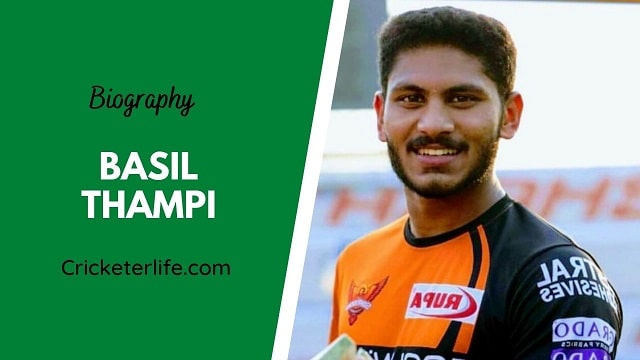 Basil Thampi biography, age, height, wife, family, etc.