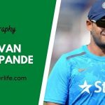 Pavan Deshpande biography, age, height, wife, family, etc.
