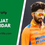 Rajat Patidar biography, age, height, wife, family, etc.