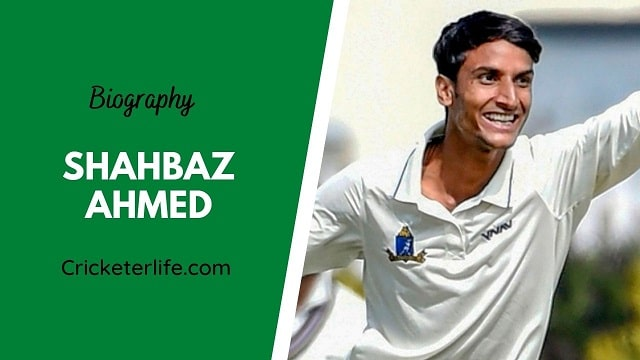 Shahbaz Ahmed biography, age, height, wife, family, etc.