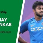 Vijay Shankar biography, age, height, wife, family, etc.