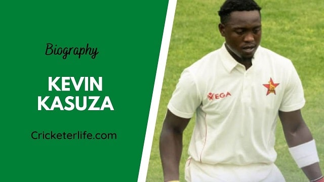Kevin Kasuza biography, age, height, wife, family, etc.