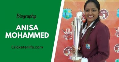 Anisa Mohammed biography, age, height, husband, family, etc.