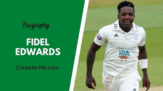 Fidel Edwards biography, age, height, wife, family, etc.