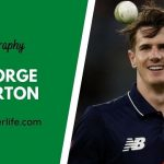 George Garton biography, age, height, wife, family, etc.