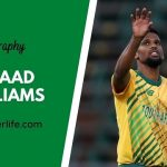 Lizaad Williams biography, age, height, wife, family, etc.