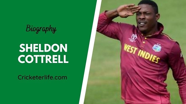 Sheldon Cottrell biography, age, height, wife, family, etc.