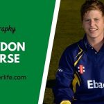 Brydon Carse biography, age, height, wife, family, etc.