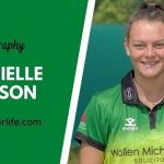 Danielle Gibson biography, height, age, husband, family, etc.