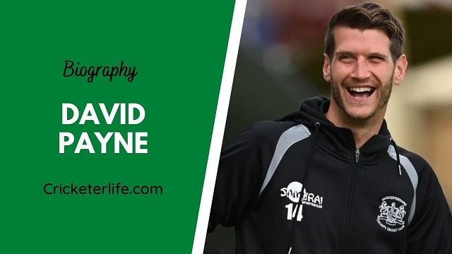 David Payne biography, age, height, wife, family, etc.
