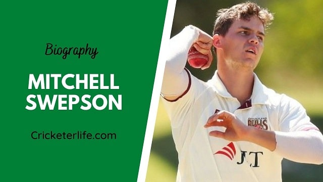 Mitchell Swepson biography, age, height, wife, family, etc.