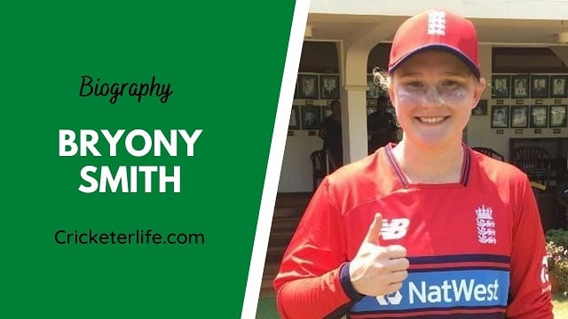 Bryony Smith biography, height, age, husband, family, etc.