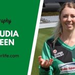 Claudia Green biography, height, age, husband, family, etc.