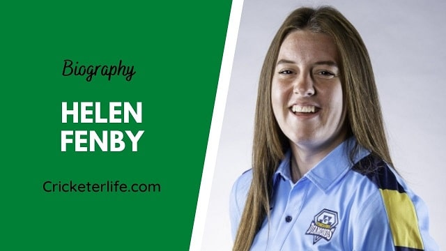 Helen Fenby biography, height, age, husband, family, etc.