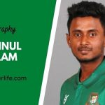 Aminul Islam biography, age, height, wife, family, etc.