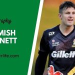 Hamish Bennett biography, age, height, wife, family, etc.